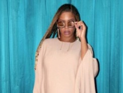 Beyonce Is Serving Up Adorable Maternity Style