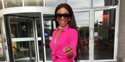 32 Outfits Bonang Matheba Has Worn That Worth Talking About
