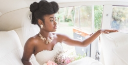 Natural Hairstyle Makes The Most Popular Wedding Hair Trend Of 2017
