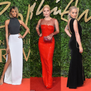 See All The Gorgeous Red Carpet Looks From The British Fashion Awards