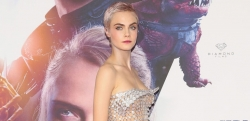 Cara Delevingne's Naked Dress Is The Type You Haven't Seen Before