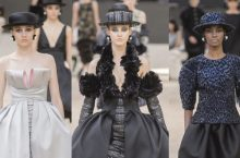 See The Runway Looks From Chanel Autumn/Winter 2017 Couture Show