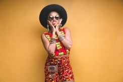 Chidinma Ekile's New Hairstyle Will Take Your Memories Straight Back To The '90s