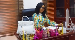 Chika Ike Just Proved You Can Wear Ankara To Work And We're Copying It