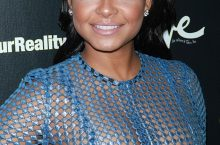 Christina Milian Leaves Very Little To Imagination In A Sexy Naked Dress