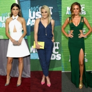 ALL THE RED CARPET LOOKS FROM THE 2015 CMT MUSIC AWARDS