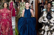 The Best Runway Looks From Couture Fashion Week Fall 2018