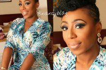 Dakore Akande's Natural Hairstyle Will Make You Ditch Your Brazilian Hair