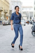 5 Looks That Will Have You Coveting Denim on Denim Again