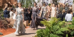 Dior's Dresses At Couture Fashion Week Are Nothing But Dreamy