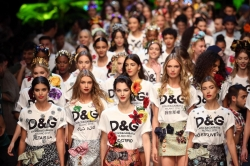 These Dolce & Gabbana's New Sneakers Are Body-Shaming Fat Women