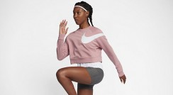 Everything In Nike's New Collection Is Millennial Pink