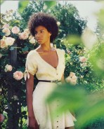 Model Ebonee Davis Pens An Emotional Open Letter To Fashion Industry