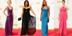 All The Best Red Carpet Looks From Emmys 2015