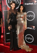 All The Red Carpet Looks From The 2015 ESPY Awards
