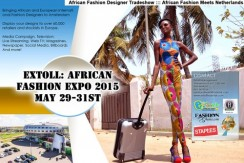Extoll African Fashion Fair Is Taking African Designers To Another Level With Business Opportunities