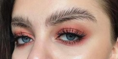Feather Brows Are The Latest Beauty Trend Right Now
