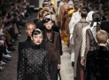 Fendi Pays A Heartfelt Tribute To Karl Largerfeld With His Final Collection