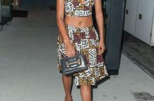 Gabriel Union Embraces the African Prints Trend In A Different Style