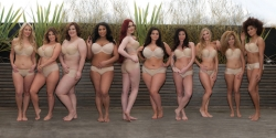 """This Lingerie Brand Uses Women Of All Shapes & Sizes Becuase """"Every Body Is Beautiful"""""""