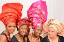 9ja Women and Their Gele Tinz
