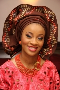 "How To Tie ""The Number One"" Gele"