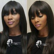 Let Genevieve Nnaji's Latest Makeup Look Inspire Your Weekend Beauty