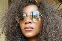 Genevieve Nnaji is Causing a Major Envy on Instagram With Her Sexy Swimwear Body