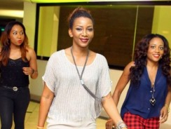 You'll Want To Go Natural When You See Genevieve Nnaji's Brand-New Natural Hairstyle