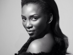 Genevieve Nnaji Has Been MIA But She Just Showed Up In A New Hairstyle