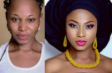 This Chinedu Genovera Makeup Miracles Is Breathtaking