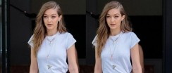 Gigi Hadid Is Actually The First To Wear That Convertible Jeans