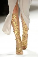 The Type of Gladiator Sandals The Fashion Growd Is Obsessed With This August