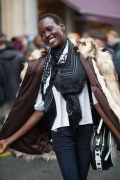 All The Chicest Haute Couture Spring 2015 Street Style