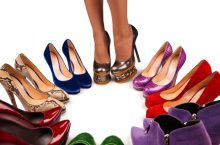 What You Can Tell about a Woman from Her Shoes