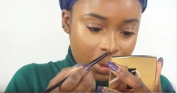 How To Contour Your Nose To Look Thinner
