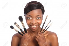 This Is The Most Genius Technique For Drying Your Makeup Brushes