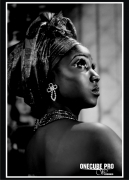 These Rare Black and White Photoshoot By Nigerian Fashion Photographers Is Amazing!