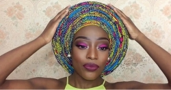 Infinity Gele Is The Hottest Gele Trend Right Now — Learn How To Do It Yourself!