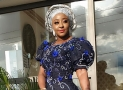 See The Gorgeous Dress Ini Edo Had to Wear Again for a Wedding