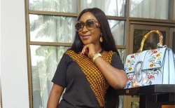 Ini Edo's Newest Gucci Bag Cost More Than Your Entire Savings