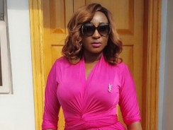 This Is What Ini Edo Wore For Her Valentine's Day Celebration
