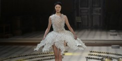 Meet The Couture Dress Made of Hundreds of Glass Bubbles