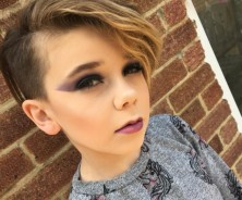 This Ten-Year-Old Boy Has Amazing Makeup Skills Better Than You