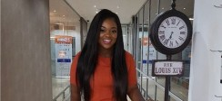 Jackie Appiah Is Traveling In Style With Her Designer Bags