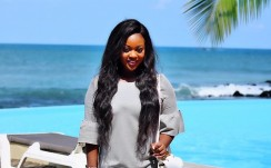Finally Jackie Appiah Tries A Fresh New Hairstyle