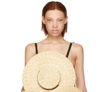 You Won't Believe These Straw Hats You're Seeing Are Actually A Dress