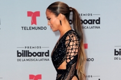 Jennifer Lopez's Dress To Billboard Latin Music Awards Is A Must See