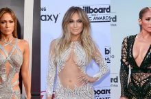 Jennifer Lopez's 16 Most Daring Naked Dresses Of All Time