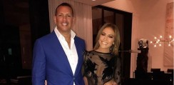 Jennifer Lopez Celebrated Her Birthday In The Most Sexiest Dress